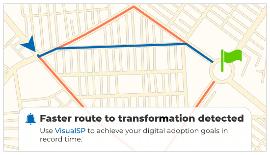 digital transformation route